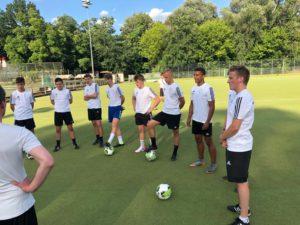 Sportbuzzer berichtet über Viktoria Potsdam