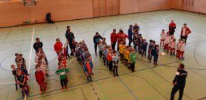 F-Junioren begeistern in Stahnsdorf