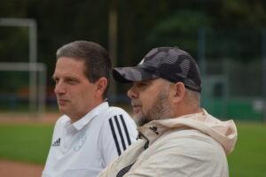 Interview zum neuen Trainer Sven Thoß mit Dieter Gohlke