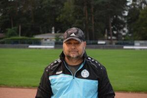 Sven Thoß ist neuer Cheftrainer bei Viktoria Potsdam