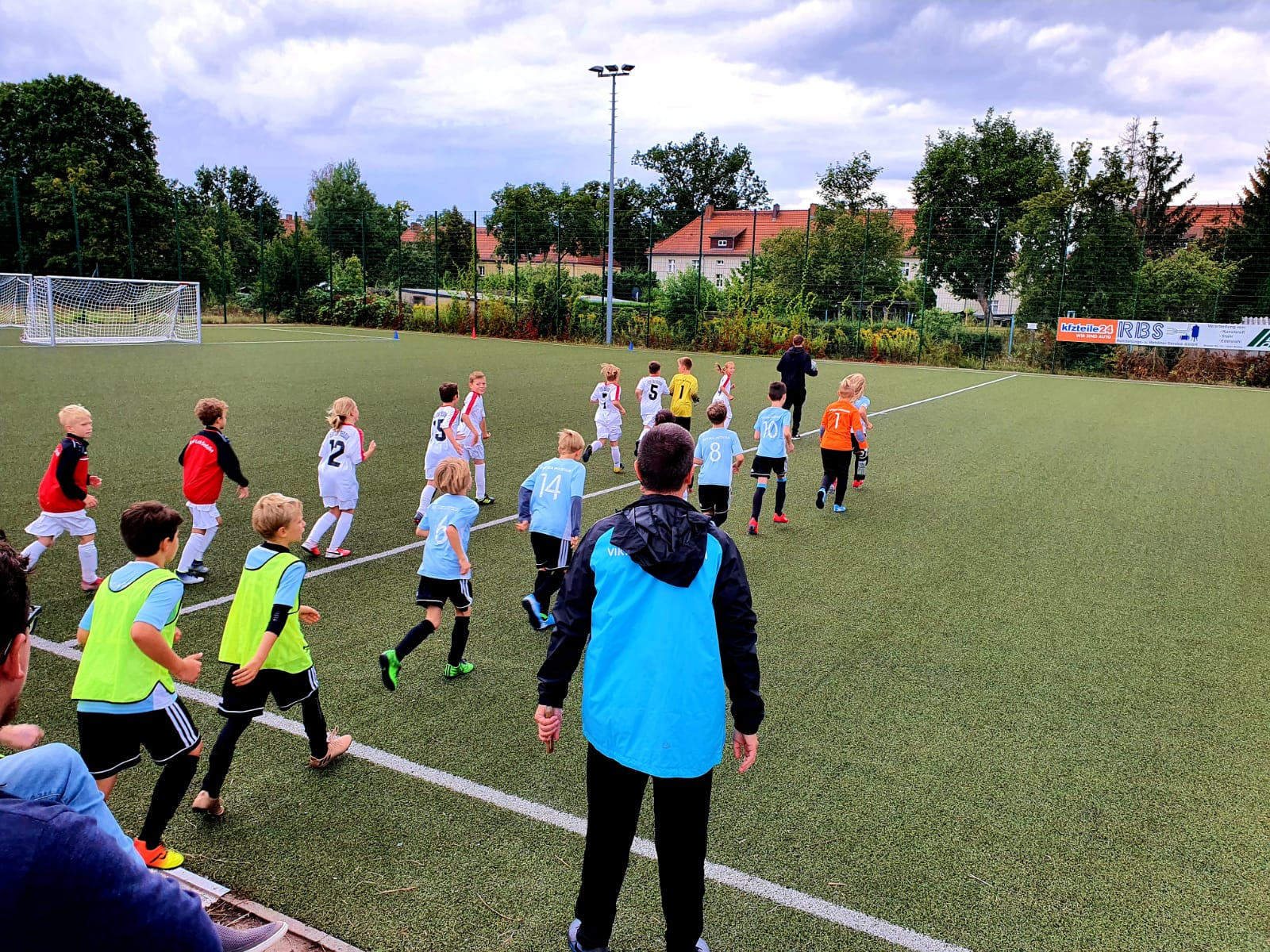 Saisonauftakt der Jugendmannschaften