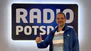 "Viktoria im ""Radio Potsdam""-Talk"
