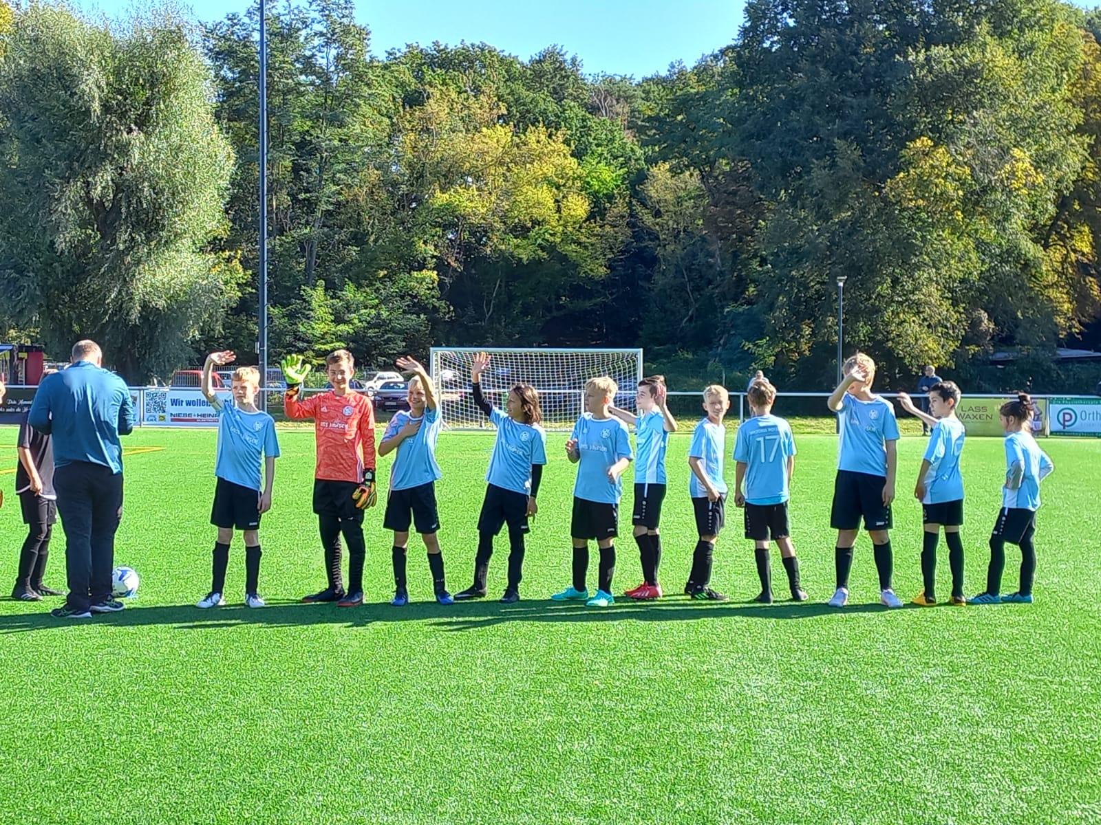 Erfolgreiche Pokal-Premieren unserer Jugend-Teams